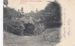 BRUXELLES / BRUSSEL / BOIS DE LA  CAMBRE  /  PONT RUSTIQUE / EDITIONS ALBERT SUGG - Forests, Parks