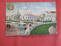 1909 Alaska Yukon Exposition Seattle  Has Stamp & Cancel  Ref 2962 - Exhibitions