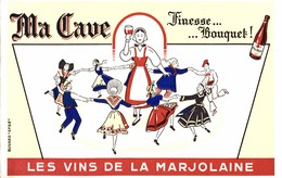 BUVARD  LES VINS DE LA MARJOLAINE - Liquor & Beer