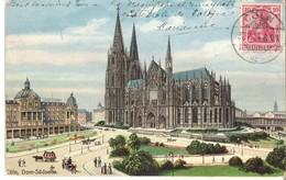 Köln V. 1904  Der Kölner Dom  (016) - Koeln
