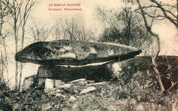 DOLMEN(MORVAN) - Dolmen & Menhirs