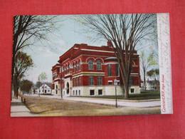 High School    New Hampshire > Concord  ---- Ref 2962 - Concord