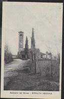 SANTUARIO DEL MARSAL - RIPALTA VECCHIA (CREMA) - FORMATO PICCOLO - VIAGGIATA  27.03 1929 - Lieux Saints