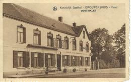 OOSTMALLE : Koninklijk Gasthof Brouwershuis - Hotel - Cachet De La Poste 1933 - Malle
