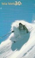 Sweden - Skier - Skidåkare - Sweden