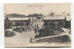 Revigny-sur-Ornain (55) - Entrée De L'Hôpital, Guerre, Soldats - Revigny Sur Ornain