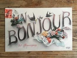 FAUCOGNEY (70) Un Bonjour De Faucogney - Other Municipalities