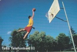 Sweden - Street Basket - Sweden