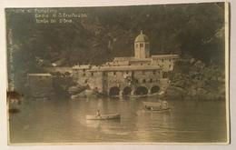 MONTE DI PORTOFINO BADIA DI S.FRUTTUOSOS - TOMBE DEI D'ORIA NV FP - Genova (Genoa)
