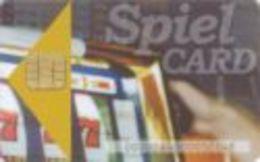 AUSTRIA  KEY CASINO Spiel Card - VIENNA - Casino Cards