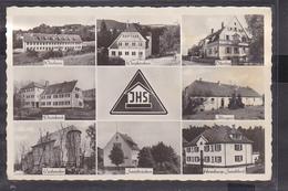 A18x /   Saarland Jugendherbergen Homburg , Ludweiler Dreisbach Tholey Usw. - Alemania