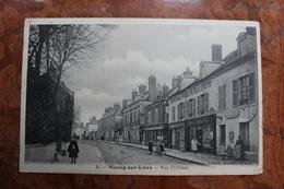 MEUNG SUR LOIRE (45) - RUE D'ORLEANS - Autres Communes