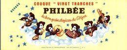 BUVARD  PHILBEE LE BON PAIN D EPICES DE DIJON - Gingerbread