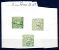 Pérou 1868, Armoiries, 3 – 3a, Cote 13 €, - Peru