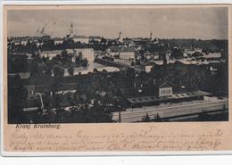 KRANJ KRAINBURG 1907  RAZGLEDNICA SLOVENIJA SLOVENIA POSTCARD - Slowenien