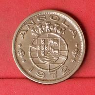 ANGOLA 1 ESCUDOS 1972 -    KM# 76 - (Nº22681) - Portugal