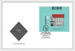Slovenië / Slovenia - Postfris / MNH - FDC Sheet Architectuur 2018 - Slovenië