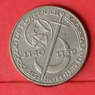 PORTUGAL 250 ESCUDOS 1989 -    KM# 650 - (Nº22684) - Portugal