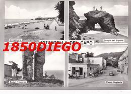 CITTADELLA DEL CAPO - VEDUTINE  F/GRANDE VIAGGIATA - Cosenza