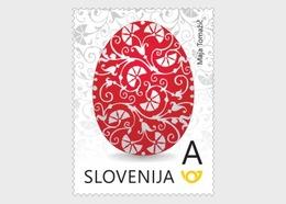 Slovenië / Slovenia - Postfris / MNH - Complete Set Pasen 2018 - Slovenië