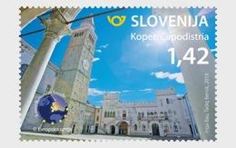 Slovenië / Slovenia - Postfris / MNH - Toerisme, Koper 2018 - Slovenië