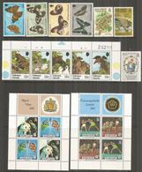 ILES SALOMON. Année 1982.  20 Timbres Neufs **  Côte  35,00 Euro - Solomon Islands (1978-...)
