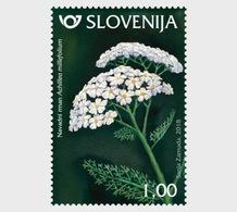 Slovenië / Slovenia - Postfris / MNH - Complete Set Bloemen 2018 - Slovenië