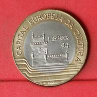 PORTUGAL 200 ESCUDOS 1994 -    KM# 669 - (Nº22699) - Portugal