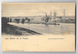 Cpa: BELGIQUE - Les Bords De La Meuse - Les Sucreries De WANZE (Precurseur) Neils Série 7 N° 116 - Wanze