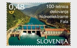 Slovenië / Slovenia - Postfris / MNH - 100 Jaar Hydropower Plant 2018 - Slovenië