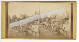Circa 1870 PORTUGAL PHOTO STEREO /FREE SHIPPING REGISTERED - Photos Stéréoscopiques