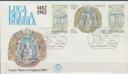 Vatican  1982  N° 728 / 730...enveloppe 1 Jour. Serie Compl. - Vatican
