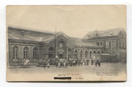 Hazebrouck (59) - La Gare - CPA De 1917 - Hazebrouck