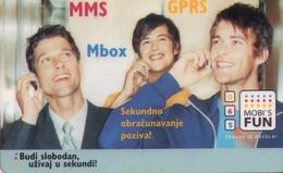 TARJETA TELEFONICA DE BOSNIA Y HERZEGOVINA (PREPAGO). 30.04.2007 (539) - Bosnia