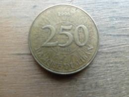 Liban  250  Livres  1996  Km 36 - Lebanon