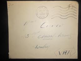 Algerie , Lettre Poste Aux Armees 1957 Afn - Algeria (1924-1962)