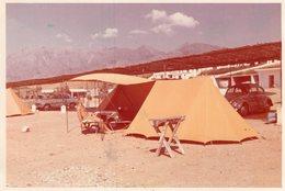 Original Photo Camping - Pin-ups