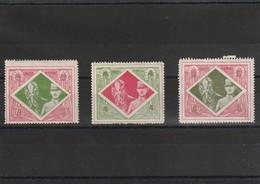 Lot De 3 Vignettes Delandre Difèrentes Avec Charnière *  , Fraicheur Postale - Military Heritage