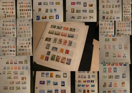 Finlande - Collection De Timbres Neufs * Et Oblitérés - 1938/69 Complet - Cote + 900 - Sammlungen (ohne Album)