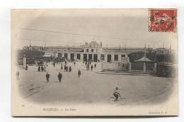 Bourges (18) - La Gare Et Tram - Bourges