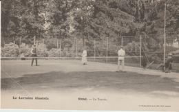 Vittel- Le Tennis - Vittel Contrexeville