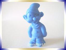Figurine Publicitaire Roche Aux Fées ... 1 Lutin  .. Ref 1983 - Smurfs