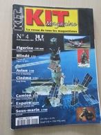 AIRFAN2014-1  /  Revue De Maquettisme De 2001 : KIT MAGAZINE N° 4  /  Sommaire De Ce Numéro En Photo 2 - Magazines