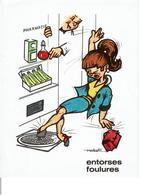 PUBLICITE LABORATOIRES BYLA - HEMOCLAR Pommade - Entorses,Foulures - Dessins Humoristiques Illustrateur à Identifier - Advertising
