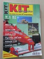 AIRFAN2014-1  /  Revue De Maquettisme De 2001 : KIT MAGAZINE N° 3  /  Sommaire De Ce Numéro En Photo 2 - Magazines