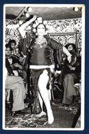 Carte-photo. Danseuse  égyptienne - Fine Nude Art (1941-1960)