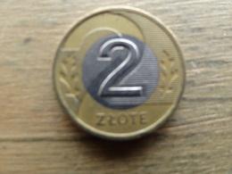 Pologne  2  Zlote  1995  Y 283 - Polonia