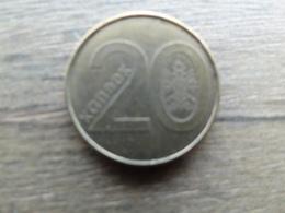 Bielorusse  20  Kopeks  2009  Km !!! - Wit-Rusland
