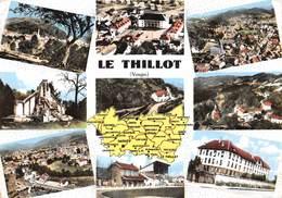 88-LE THILLOT- MULTIVUES - Le Thillot