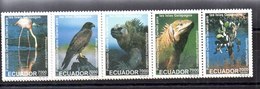Serie De Ecuador N ºYvert 1445/54 Nuevo - Ecuador